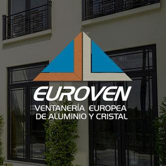 Sistema Europeo de Puertas y Ventanas - Logo EUROVEN