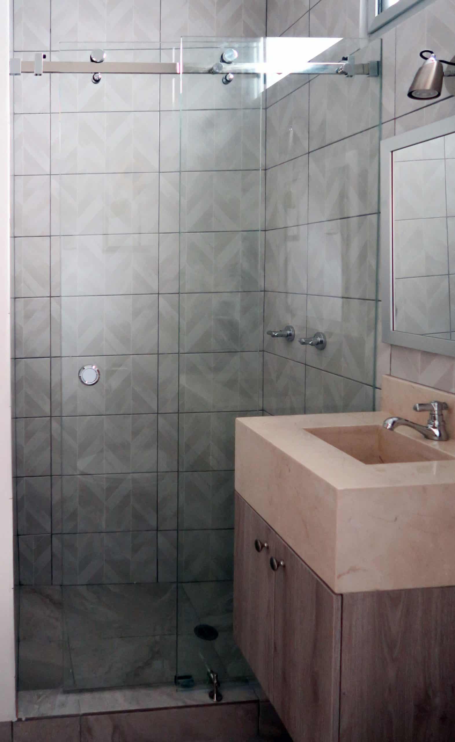 puertas de baño ALCRISTAL