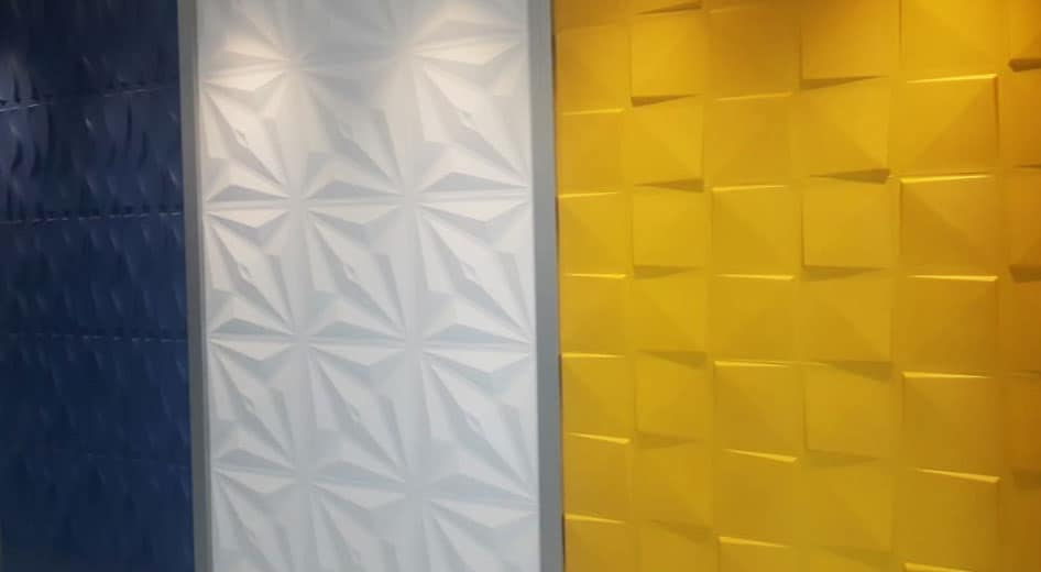 wallforms paneles decorativos | ALCRISTAL C.A.