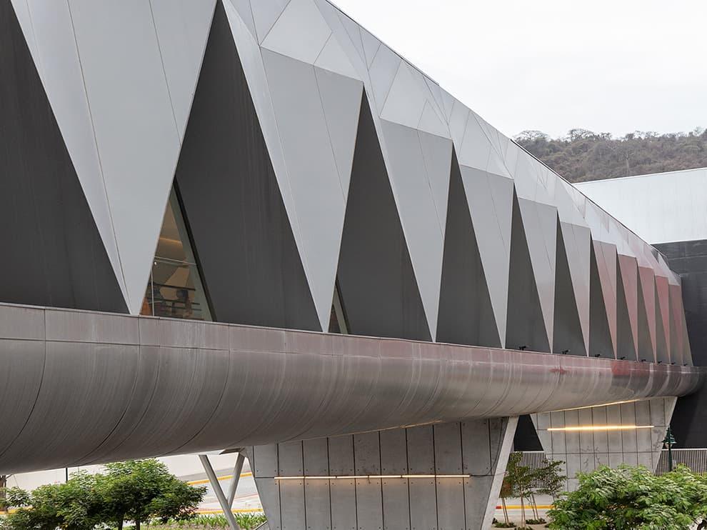 Revestimientos de Aluminio Compuesto | Riocentro